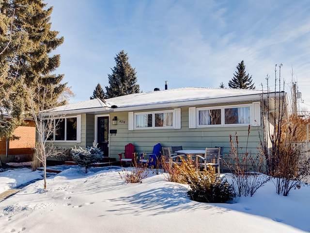4716 Brockington Road NW, Calgary, AB T2L 1R6 (#C4287622) :: Calgary Homefinders