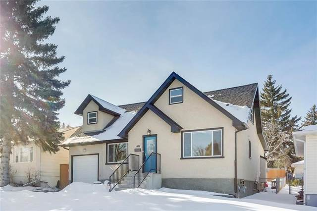 1411 27 Street SW, Calgary, AB T3C 1L4 (#C4287668) :: The Terry Team
