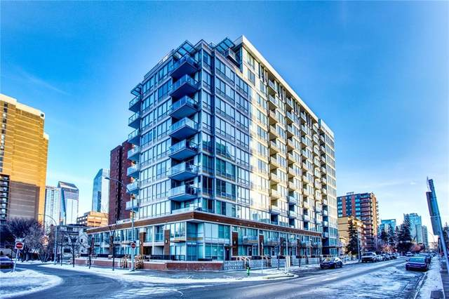 626 14 Avenue SW #602, Calgary, AB T2R 0X4 (#C4287690) :: Calgary Homefinders