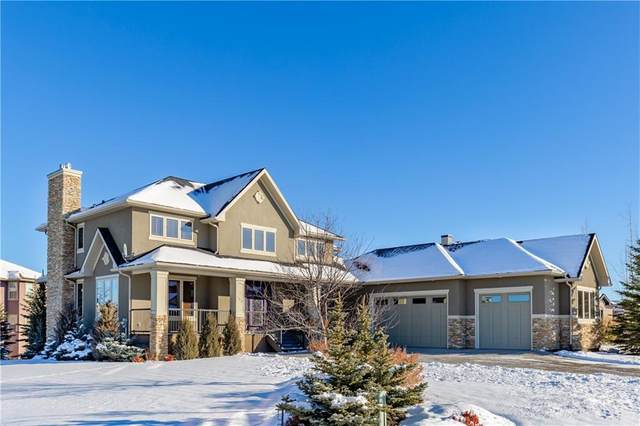 166 Montenaro Crescent, Rural Rocky View County, AB T4C 0A7 (#C4287708) :: Redline Real Estate Group Inc