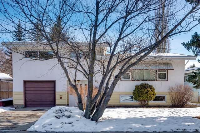 64 Haysboro Crescent SW, Calgary, AB T2V 3E9 (#C4287712) :: The Cliff Stevenson Group