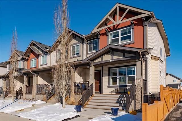 190 Clydesdale Way, Cochrane, AB T4C 0M4 (#C4287714) :: Redline Real Estate Group Inc