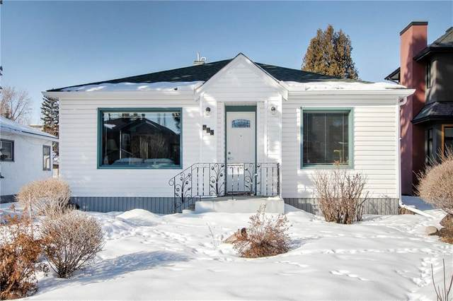 203 18A Street NW, Calgary, AB T2N 2H1 (#C4287721) :: The Terry Team