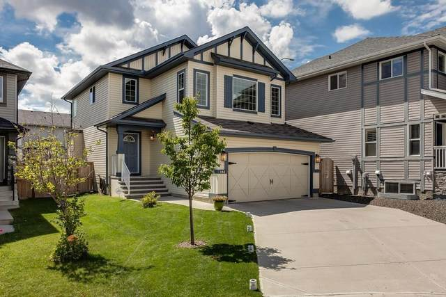 142 New Brighton Lane SE, Calgary, AB T2Z 0E2 (#C4287734) :: The Cliff Stevenson Group