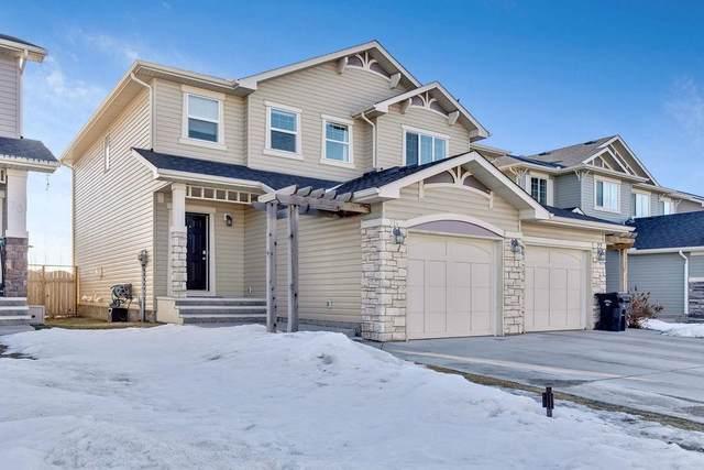 26 Brightoncrest Grove SE, Calgary, AB T2Z 0V7 (#C4287768) :: The Cliff Stevenson Group