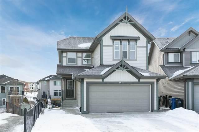 165 Sunset Heights, Cochrane, AB T4C 0C9 (#C4287774) :: Redline Real Estate Group Inc