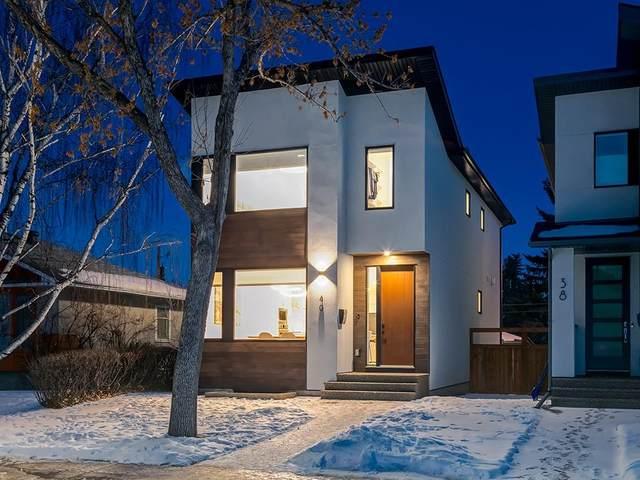 40 Hunter Street NW, Calgary, AB T2K 2B7 (#C4287787) :: Calgary Homefinders