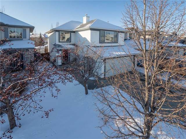 25 Mt Brewster Circle SE, Calgary, AB T2Z 2M6 (#C4287836) :: The Cliff Stevenson Group