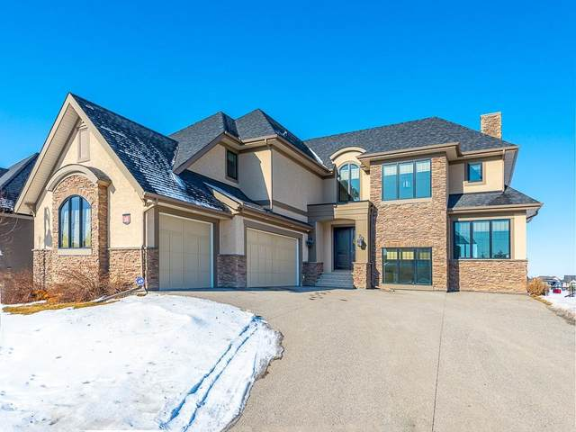 10 Waters Edge Drive, Heritage Pointe, AB T0L 0X0 (#C4287860) :: The Cliff Stevenson Group