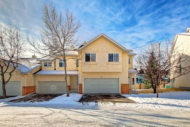 324 Prominence Heights SW, Calgary, AB T3H 2Z6 (#C4287898) :: The Cliff Stevenson Group