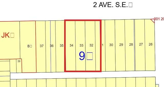 25 2 Avenue SE, High River, AB T1V 1P6 (#C4287903) :: Calgary Homefinders