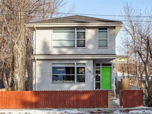 1716 8 Street SE, Calgary, AB T2G 2Z8 (#C4287916) :: The Cliff Stevenson Group