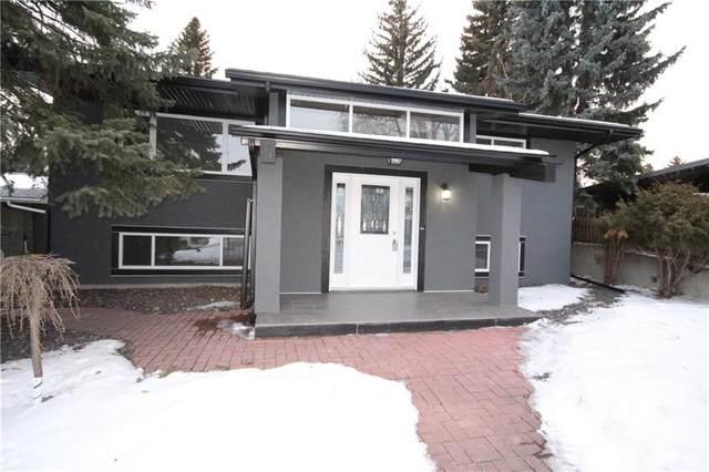 1219 Nicola Place NW, Calgary, AB T2K 2M7 (#C4287921) :: The Cliff Stevenson Group