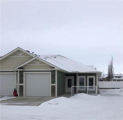 22 Sunrise Place NE, High River, AB T1V 0G9 (#C4287923) :: Redline Real Estate Group Inc