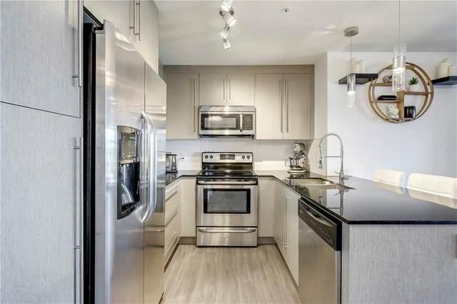11 Mahogany Row SE #1303, Calgary, AB T3M 2L6 (#C4287927) :: Calgary Homefinders