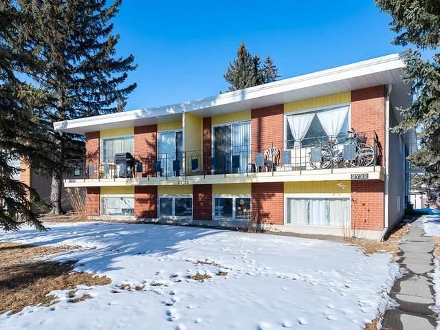 2732 Brentwood Boulevard NW, Calgary, AB T2L 1J4 (#C4287929) :: Calgary Homefinders