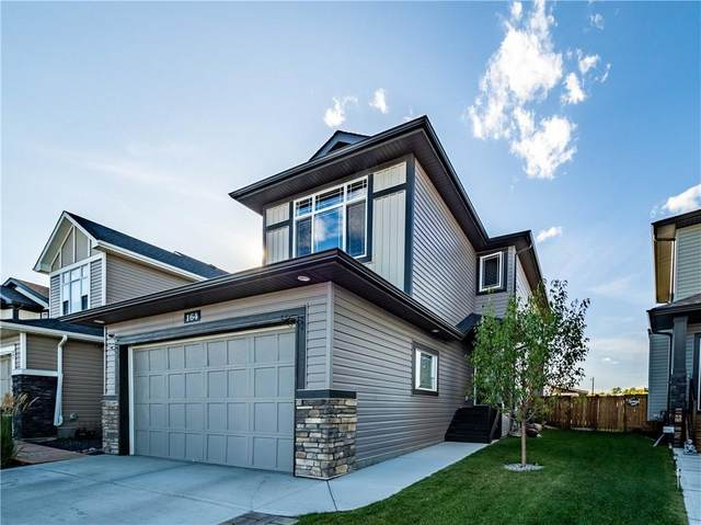 164 Wildrose Drive, Strathmore, AB T1P 0C8 (#C4287948) :: The Cliff Stevenson Group