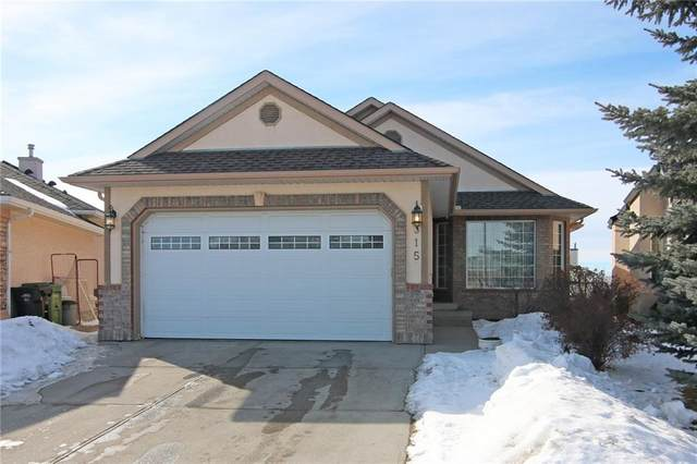315 Scenic View Bay NW, Calgary, AB T3L 1Z7 (#C4287972) :: The Cliff Stevenson Group