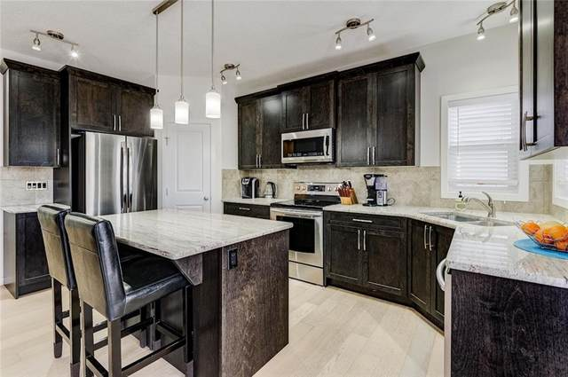213 Hillcrest Drive SW, Airdrie, AB T4B 0Y8 (#C4287979) :: Redline Real Estate Group Inc