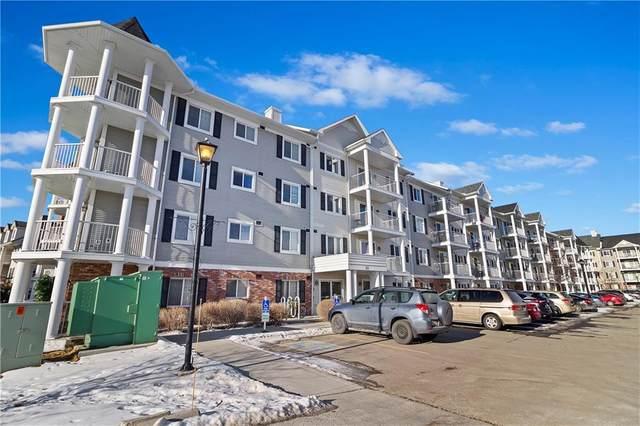 31 Country Village Manor NE #4115, Calgary, AB T3K 0T3 (#C4287981) :: Redline Real Estate Group Inc
