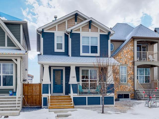 120 Cranford Crescent SE, Calgary, AB T3M 0X8 (#C4287996) :: The Terry Team