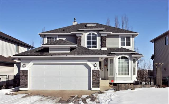 137 Springmere Place, Chestermere, AB T1X 1A3 (#C4288008) :: Redline Real Estate Group Inc