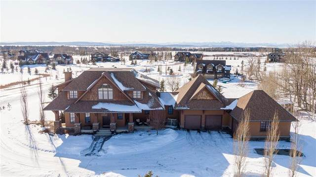 5 Grandview Grove, Rural Rocky View County, AB T3Z 0A7 (#C4288011) :: The Cliff Stevenson Group