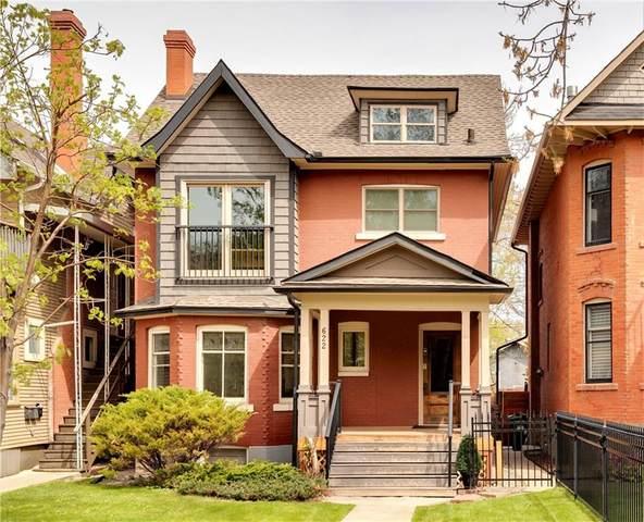 622 23 Avenue SW, Calgary, AB T2S 0J7 (#C4288023) :: Calgary Homefinders