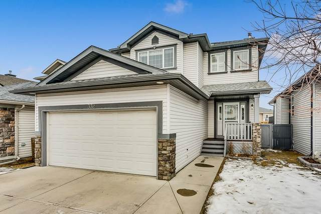 332 Stonegate Way NW, Airdrie, AB T4B 2X9 (#C4288044) :: The Terry Team