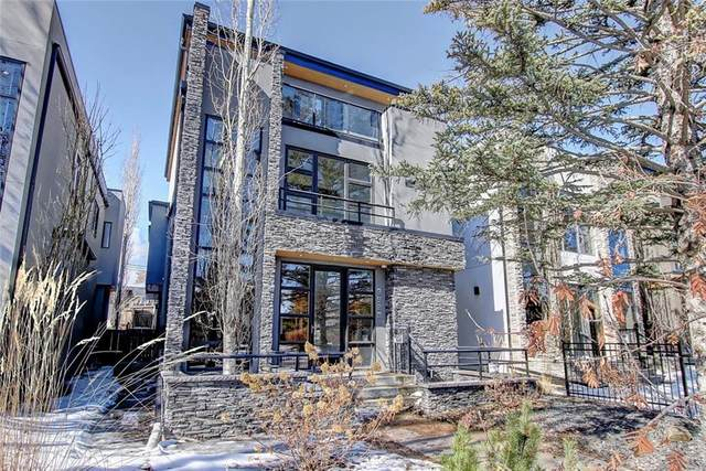 3923 15A Street SW, Calgary, AB T2T 4C8 (#C4288052) :: The Cliff Stevenson Group