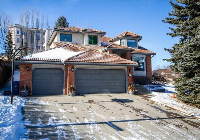 83 Patterson Crescent SW, Calgary, AB T3H 2B9 (#C4288056) :: Canmore & Banff