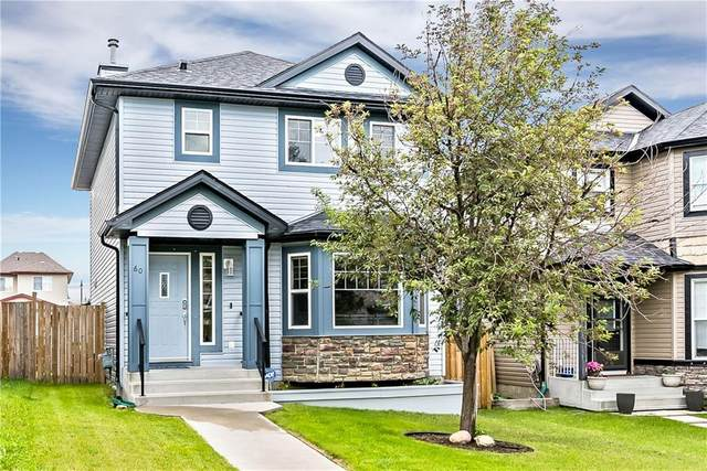 60 Crystal Shores Hill(S), Okotoks, AB T1S 2H8 (#C4288058) :: Canmore & Banff