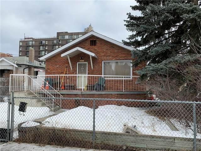 716 15 Street NW, Calgary, AB T2N 2B2 (#C4288061) :: The Cliff Stevenson Group