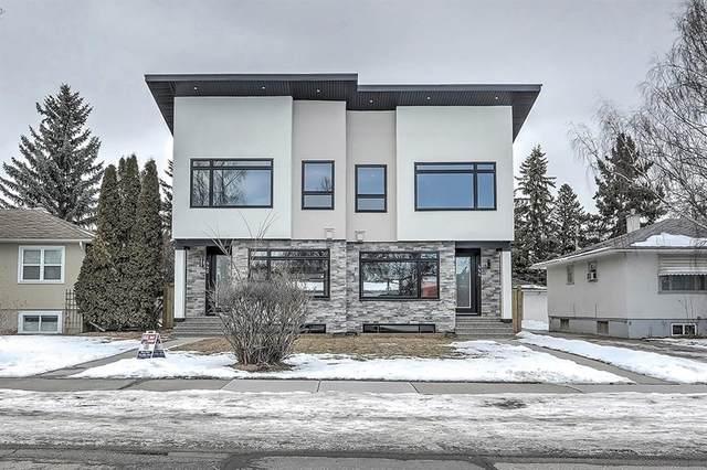 446 35 Avenue NW, Calgary, AB T2K 0C1 (#C4288081) :: The Cliff Stevenson Group