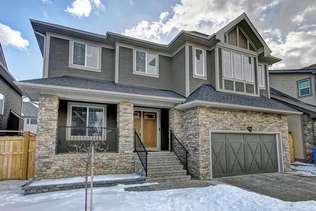 8141 9 Avenue SW, Calgary, AB T3H 0W2 (#C4288095) :: Canmore & Banff