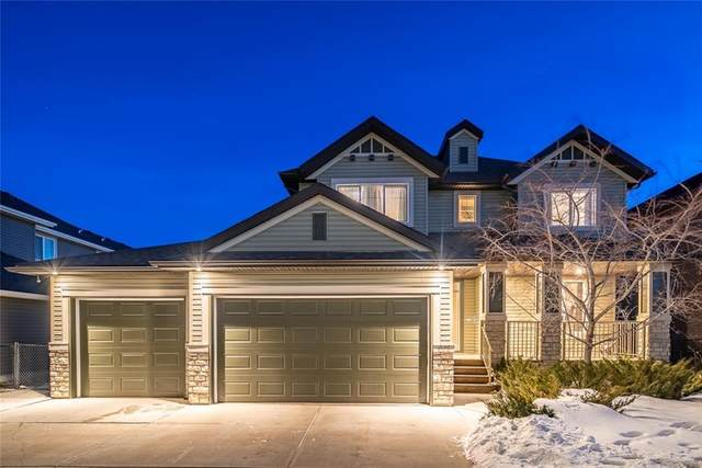 209 Boulder Creek Drive S, Langdon, AB T0J 1X3 (#C4288123) :: The Cliff Stevenson Group