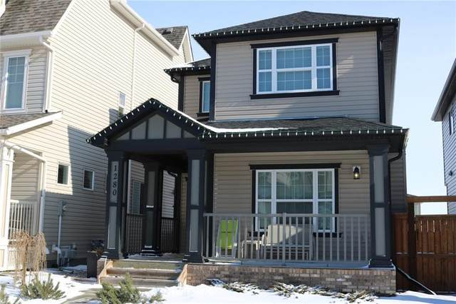 1280 Reunion Place NW, Airdrie, AB T4B 0Z5 (#C4288166) :: The Terry Team