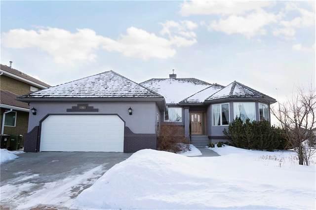 24 Grande Point Estates, Strathmore, AB T1P 1L3 (#C4288173) :: Calgary Homefinders
