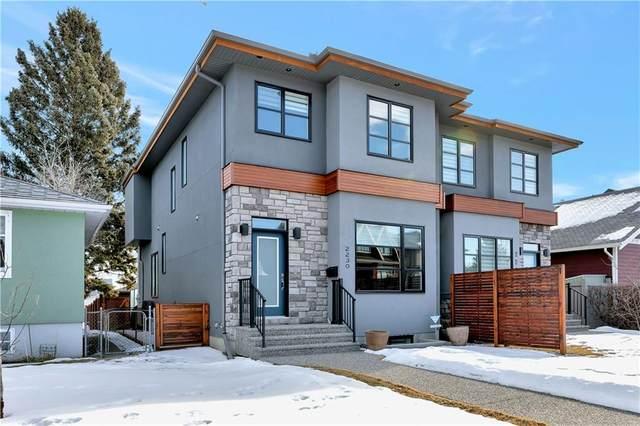 2230 25 Street SW, Calgary, AB T2E 1X4 (#C4288218) :: The Terry Team