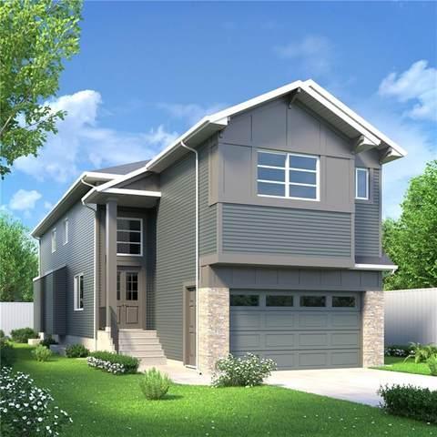 11 Savanna Villa(S) NE, Calgary, AB T3J 0Y7 (#C4288219) :: The Terry Team