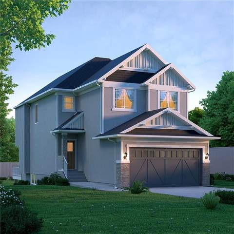 63 Savanna Villa(S) NE, Calgary, AB T3J 0Y7 (#C4288226) :: The Terry Team