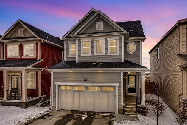 177 Windrow Link SW, Airdrie, AB T4B 2K2 (#C4288241) :: Redline Real Estate Group Inc