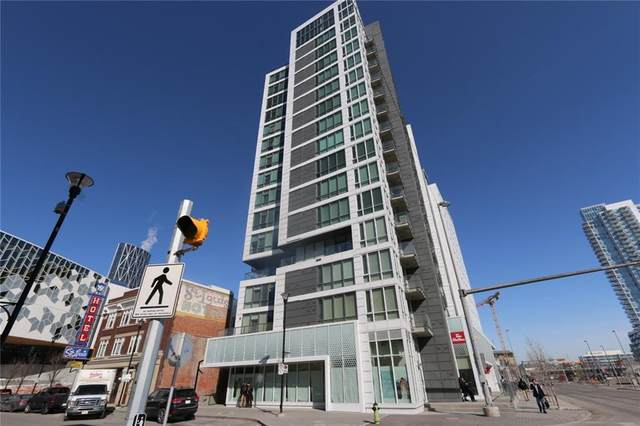 450 8 Avenue SE #407, Calgary, AB T2G 0L7 (#C4288268) :: The Cliff Stevenson Group