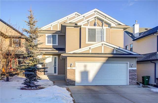 40 Cougarstone Manor Southwest Manor SW, Calgary, AB T3H 5N5 (#C4288276) :: The Cliff Stevenson Group