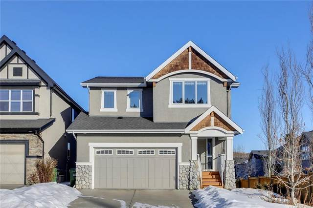 12 Valley Woods Way NW, Calgary, AB T3B 6A5 (#C4288277) :: The Cliff Stevenson Group