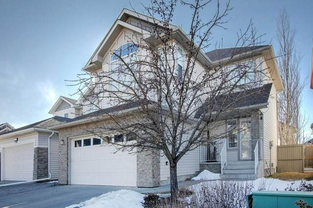 2721 Coopers Manor SW, Airdrie, AB T4B 3J7 (#C4288293) :: The Cliff Stevenson Group