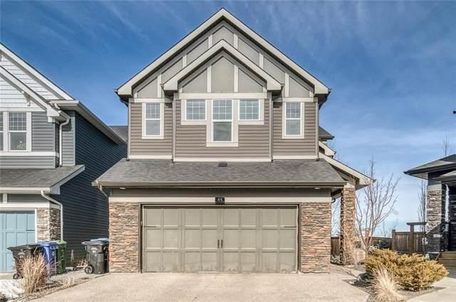 65 Cougar Ridge Cove SW, Calgary, AB T3H 0S5 (#C4288322) :: The Cliff Stevenson Group