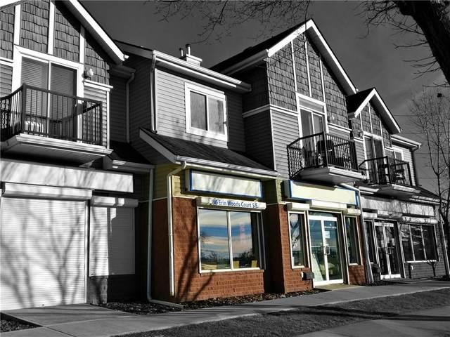 86 Erin Woods Court SE, Calgary, AB T2B 3V2 (#C4288330) :: The Cliff Stevenson Group