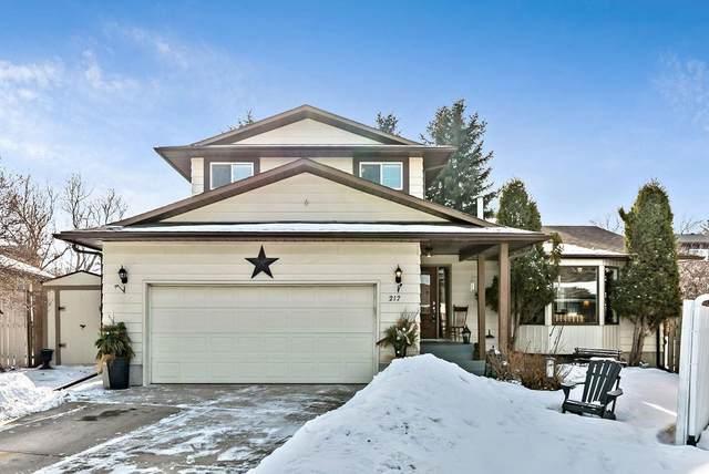 217 Woodrow Place, Okotoks, AB T1S 1L5 (#C4288332) :: Redline Real Estate Group Inc
