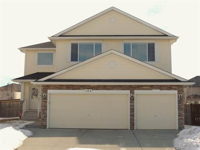 104 Springmere Key, Chestermere, AB T1X 1R3 (#C4288377) :: Redline Real Estate Group Inc